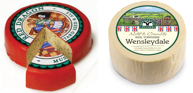 Our Cheeses - Custan Foods